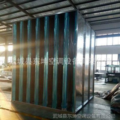 加工生产片式消声器,空调通风消声器,阻抗式消声器 消声风管