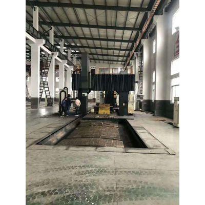 8成新 在位出售台湾名顺2.5x8米数控龙门加工中心