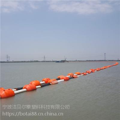 吉林排泥塑料管道浮体制造商