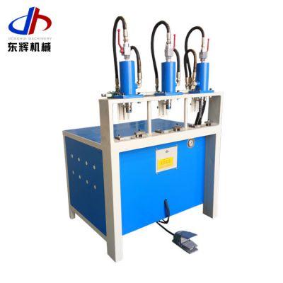 佛山市东辉机械DH123-3 铁圆管切弧口机 焊接坡口机