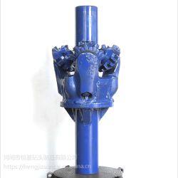 恒基供应打基桩、桥梁、公路工程使用组装牙轮钻头