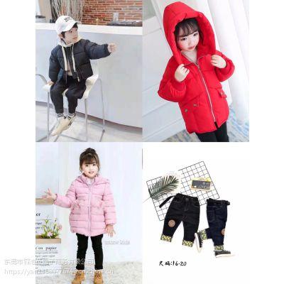 广西南宁童装批发市场在哪中高档精品童装棉服毛衣卫衣批发厂家直销中小童韩版童装货源