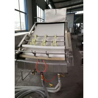 新款全自动腐竹机 大型商用腐竹生产设备豆将军牌腐竹生产线