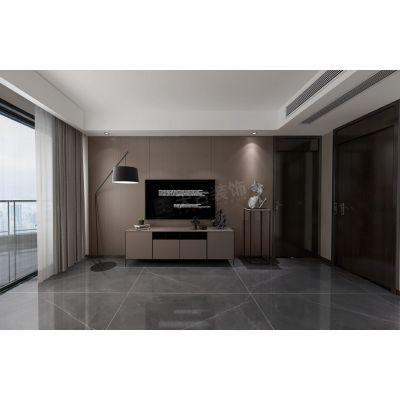 东原旭辉江山樾六期洋房110㎡现代轻奢风格装修设计意境图