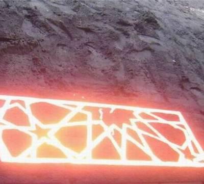 铸铁栏杆制造-德州铸铁栏杆-桂吉铸造(查看)