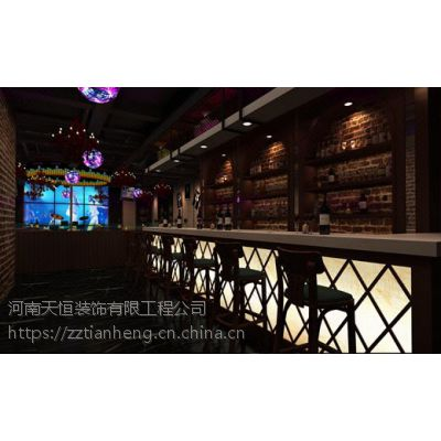 平顶山网红酒吧装修公司河南天恒装饰网红酒吧设计主题都有哪些
