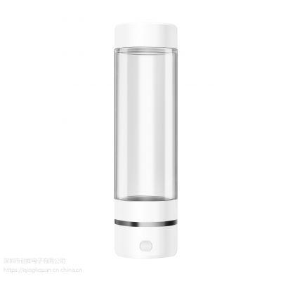 氢力泉氢水杯 高浓度富氢水杯 吸氢杯