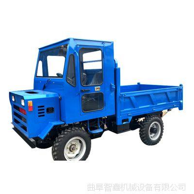 丽水 山路大坡度专用四不像四驱车 建筑工地工地砂石运输工程车