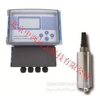 中西 投入式在线浊度计/在线浊度仪0-200NTU 型号:M398622