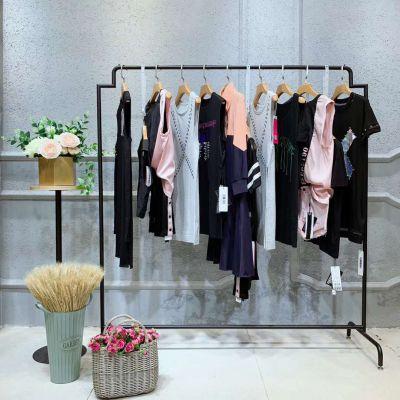 MG品牌女装折扣女装批发一手货源 杭州品牌女装折扣批发