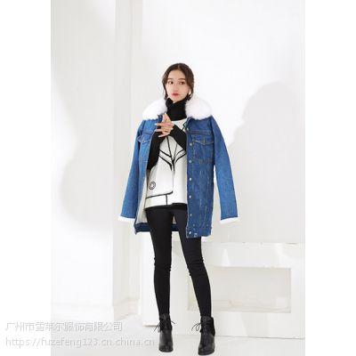 新品女装折扣原创设计师宠爱女人秋冬大码女装尾货渠道新款组货包