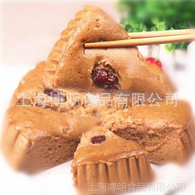 批发安井红糖发糕700g广式港式点心速冻食品早餐小米糕红糖糕小吃