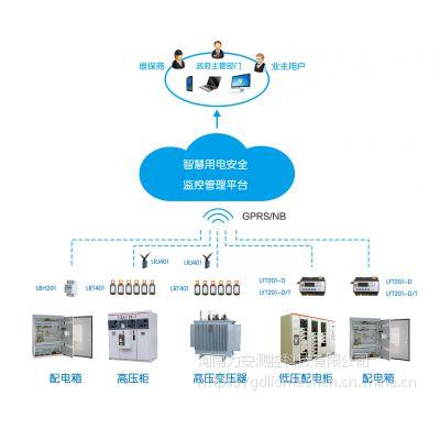 智慧安全用电监控系统-智慧用电安全管理系统产品说明与介绍
