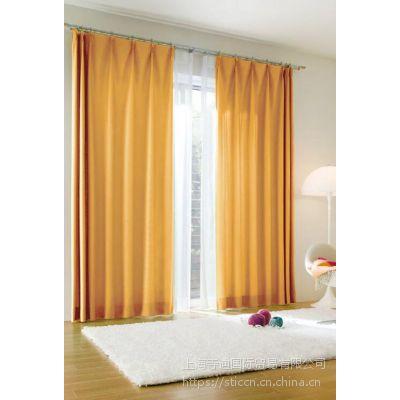 供应日本进口丽彩窗帘涤纶遮光窗纱LS-61009