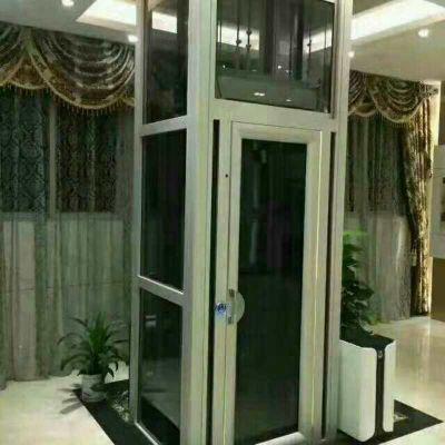 山东家用简易升降机 小型家用电梯/复式阁楼载人升降机哪有卖的