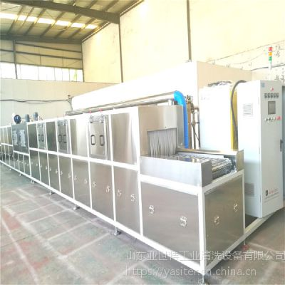 廊坊通过式喷淋清洗机YST-6000信得过的产品