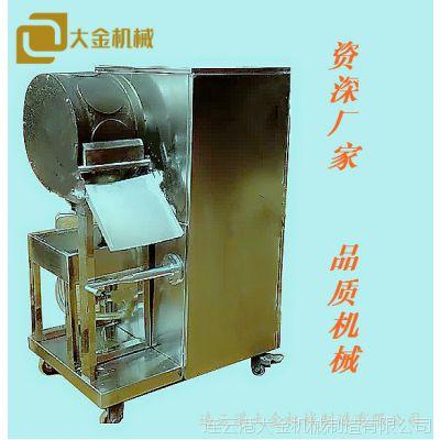 河南厂家直销食品机械多功能燃气春卷皮机 电热春卷皮机 商用