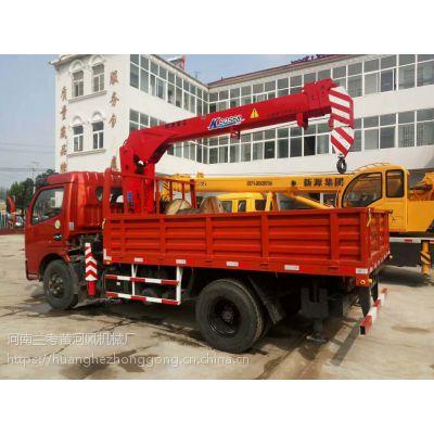 郑州二手随车吊交易市场,2吨随车吊价格,哪里改装
