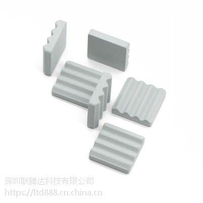 散热陶瓷垫片 碳化硅散热陶瓷片 20*20散热片