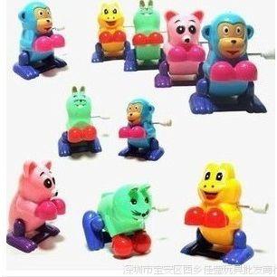 跳跳龙 翻跟头发条玩具热卖 婴儿 上链条儿童玩具 地摊货源厂家