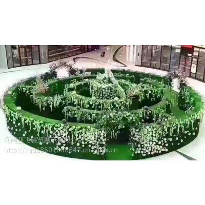 市场格绿植迷宫现货出租出售