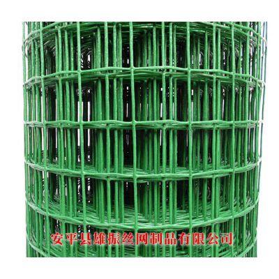 商洛四川养殖围栏网 结构紧凑包塑荷兰网立柱生产商