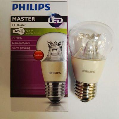 飞利浦MASTER调光LED球泡8.5W E27