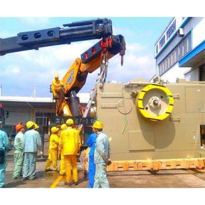 工厂设备搬迁作业方案-卓宇泰搬运-台州设备搬迁作业方案