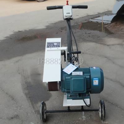 鲁力ll-10砂带抛光机 不锈钢件抛光机