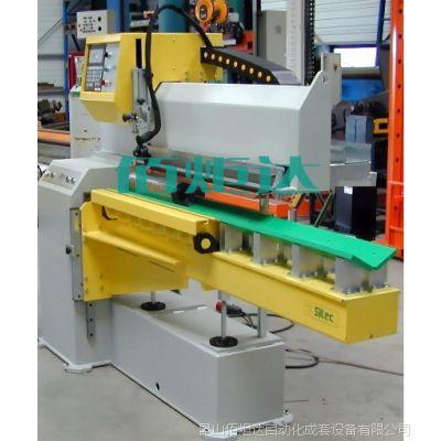 昆山佰炬达自动化焊接设备 纵缝焊机铜衬垫块