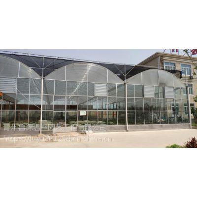 上海长宁双面热镀锌管材及型材玻璃大棚电动开窗温控系统建造单位