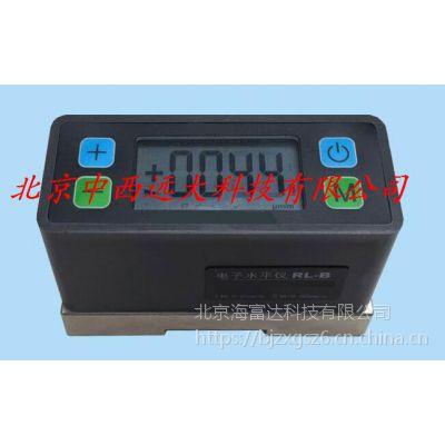 中西特价数字式电子水平仪型号:RSD4-RL-B库号:M385348