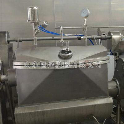 蓝莓果酱翻炒机(图)-蓝莓果酱制作机器-莲蓉搅拌炒锅