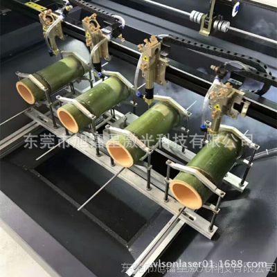 供应湖南湖北福建4头竹筒酒激光雕刻机 东莞激光切割雕刻机厂家