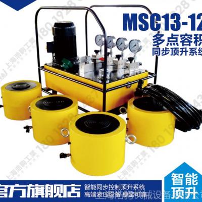 上海液压站 MSC13-12 多点容积同步顶升系统 浩驹工业