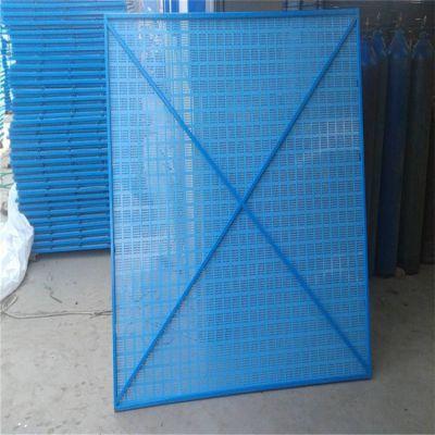冶金矿产 金属网 金属板网建筑安全专用爬架网片生产厂家