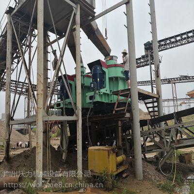沃力机械公司 广东深圳制沙机机械 沙石生产技术棒
