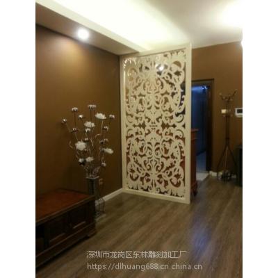 河南厂家专业定制现代客厅隔断装饰板雕花板背景墙边框装饰通花板