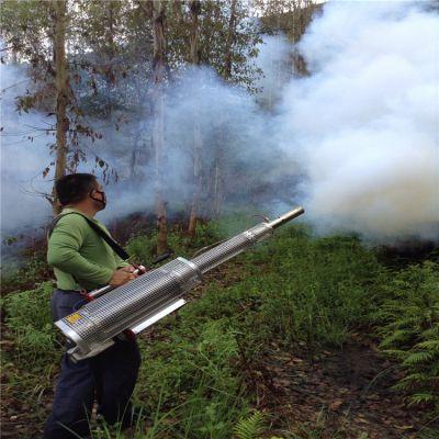 高压汽油打药机 打烟雾用喷雾机 省时省水省力