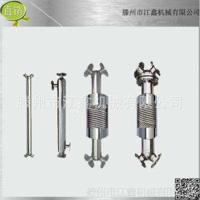 螺旋螺纹缠绕管式换热器 高效不锈钢螺旋缠绕换热器