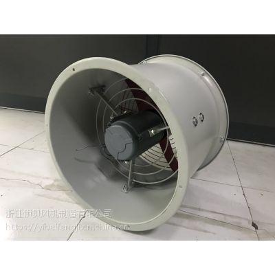 浙江伊贝轴流风机T35-11NO.2.8 风量826m3/h,风压38Pa 转速1450r/min
