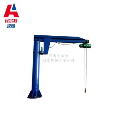 起重机室内旋臂吊 BZD型立柱式悬臂吊 河南单梁单臂吊