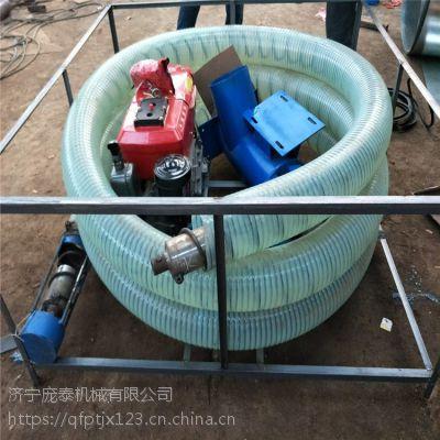 16厘米管径吸粮机 多功能提升机 耐磨防断软管吸粮机