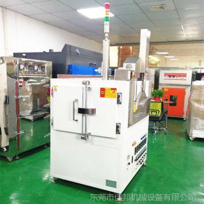 东莞佳邦厂家精密热风循环干燥箱 升降门工业高温烤箱 陶瓷发热管烘箱