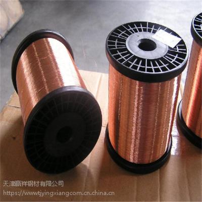 铜线加工厂 紫铜丝 TU1紫铜丝 镀锡铜丝 TU2紫铜丝 国标纸包线 可定做