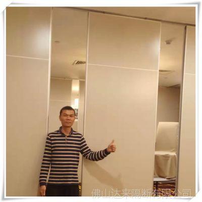 源头厂家直销三聚氰胺板酒店活动隔断/办公室活动隔断
