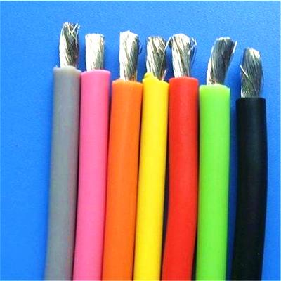 硅胶线特软高温硅胶线70平方大电流硅胶线