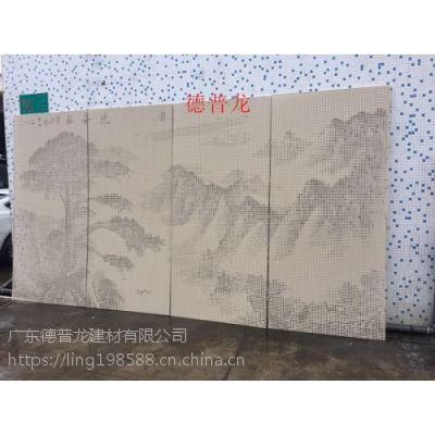专业定制图案雕刻铝单板 冲孔铝单板艺术造型厂家