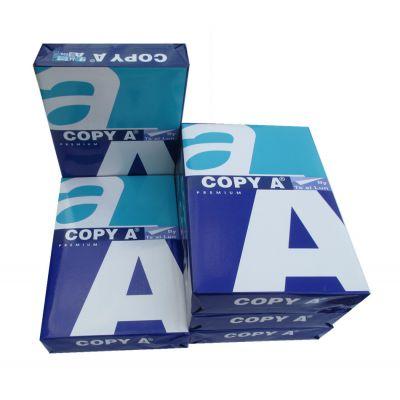 出口80gA4打印纸单包500张激光打印双面过机不卡纸工厂