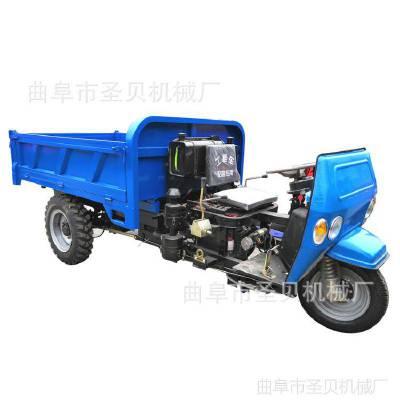 重庆市小型工程三轮车/柴油机动三轮车/农用机动三轮车